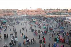13. Marrakech plaza Jamma el Fna
