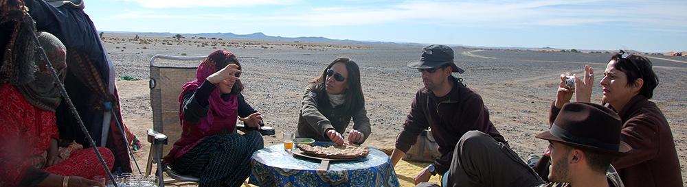 Experiencia nómada. Viaje alternativos. Viajes diferentes. Viajes nomadas
