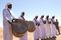 Festival des Nomades 2011- M'hamid El Ghizlane. Maroc