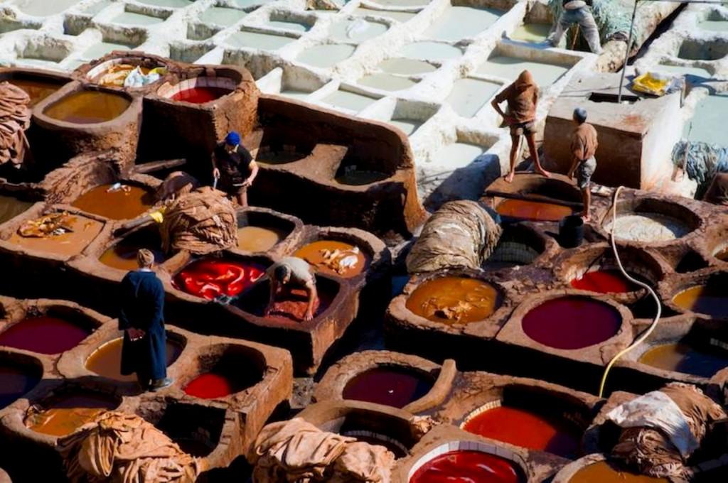 viajes por marruecos fez