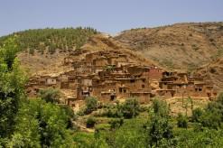 Construcciones sostenibles en el sur de Marruecos