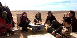 Turismo responsable. Compartiendo té con nómadas