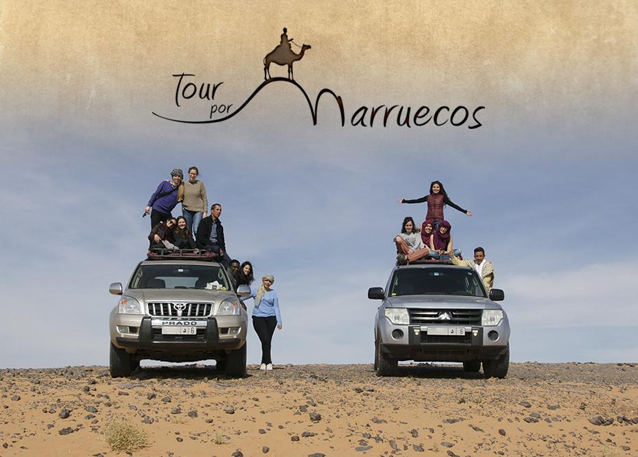viajes para compartir. viajar a Marruecos