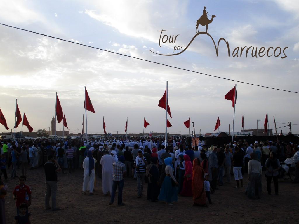sadaka. festival de khamlia