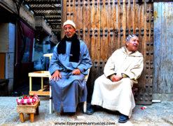 Medina de Fez. Viajar a Fez